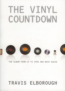 The Vinyl Countdown Book Cover
