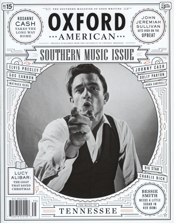 Johnny Cash & the Oxford American