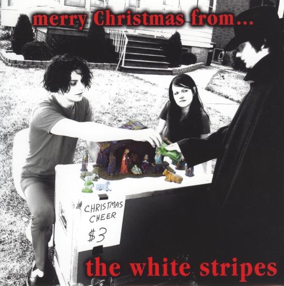 White Stripes Christmas
